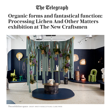 The Telegraph: Organic Forms and Fantastical Function