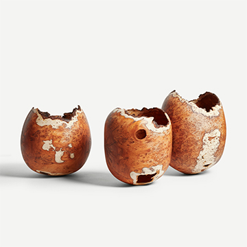 Yew Vessels by Anthony Bryant