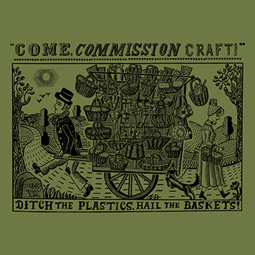 Commissioning Craft: For the love of baskets