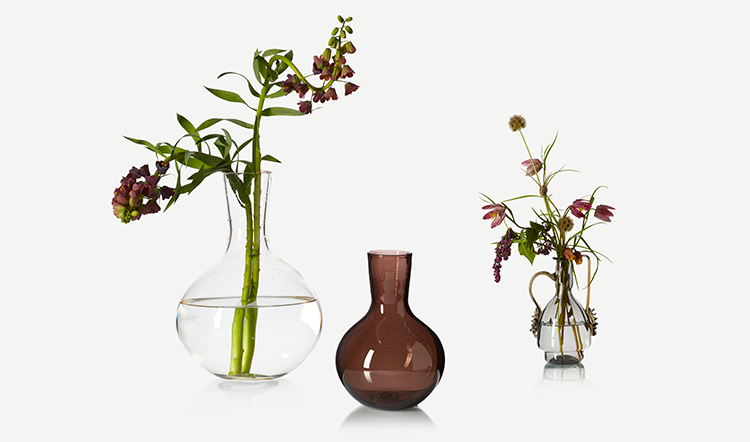 Vases from Michael's new Roman, Collum and Sphaera collections