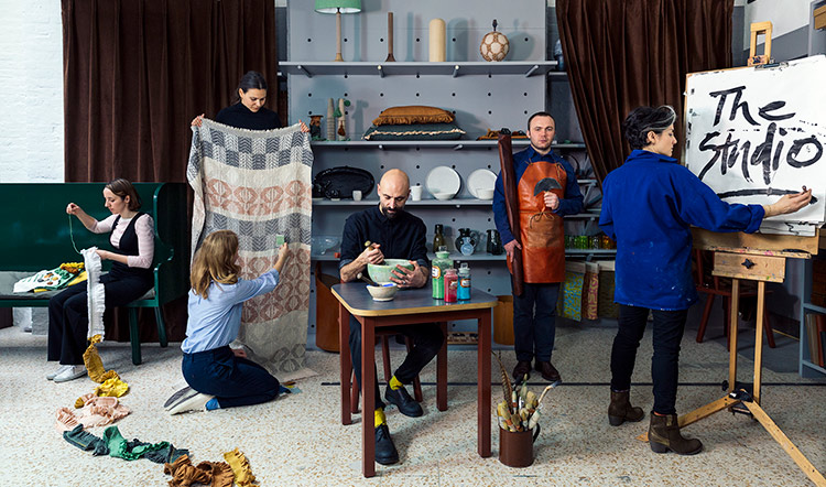Creative Continuity with The New Craftsmen