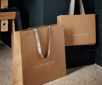 The New Craftsmen Shopping Bags
