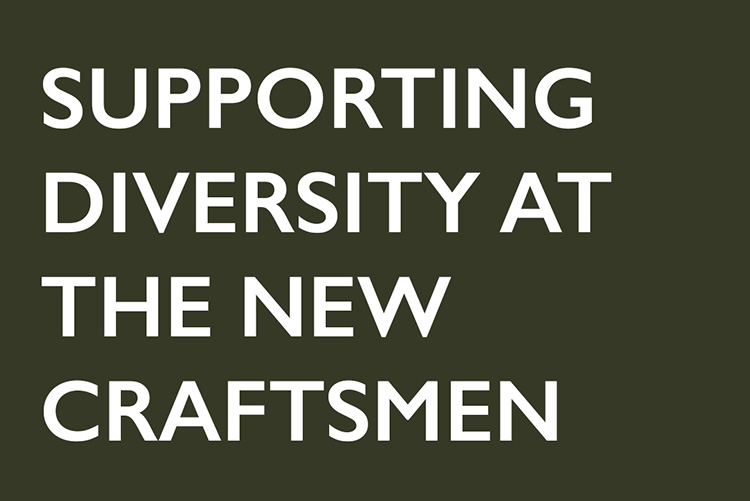 Supporting Diversity At The New Craftsmen