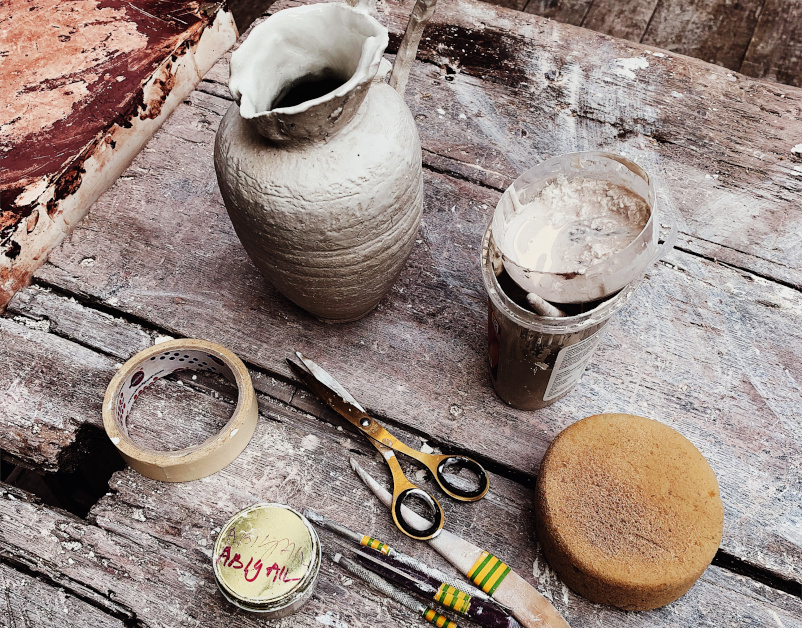Abigail Schama, Ceramicist, The New Craftsmen