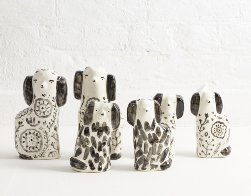 Alex-Sickling Staffordshire Dogs-The New Craftsmen