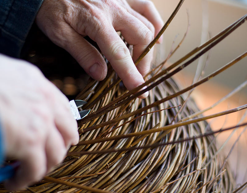 Alison Dickens Process - The New Craftsmen