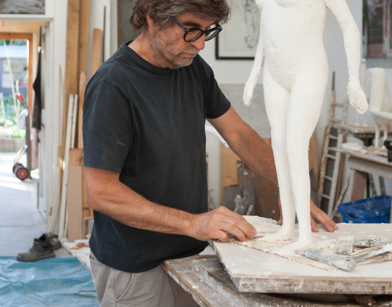 Christopher Marvell, Sculptor Artist-The New Craftsmen