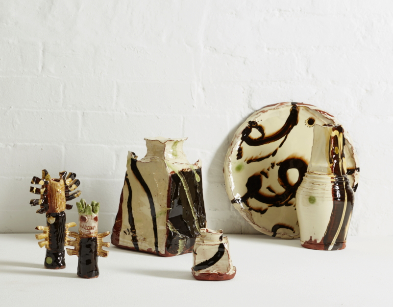 Dylan Bowen Pottery Process - The New Craftsmen