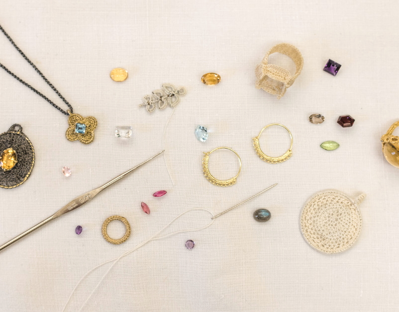 Ebba Goring Jewellery Process - The New Craftsmen