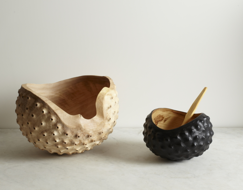 Eleanor Lakelin, Wood Artist-The New Craftsmen