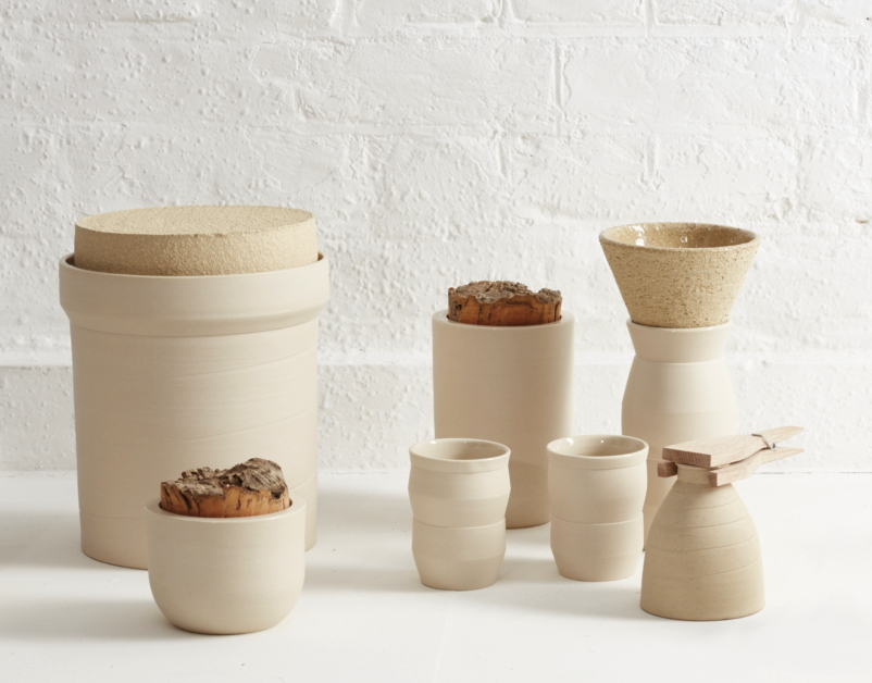 Joe Hartley, Ceramicist- Pots, The New Craftsmen