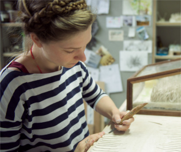Katie Spragg Portrait- The New Craftsmen