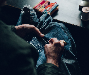 Lighthouse Knitwear, Knitting process, The New Craftsmen