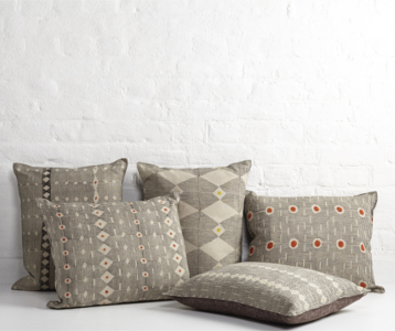 Louisa Loakes, Cushions, The New Craftsmen