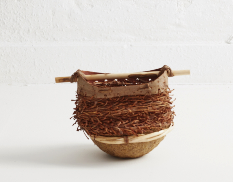 Maggie Smith, Basket, The New Craftsmen