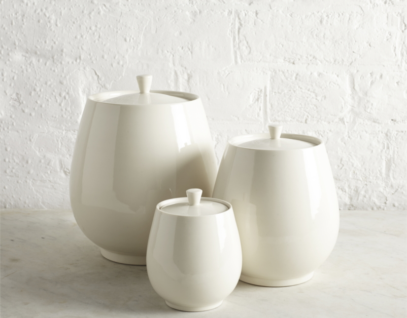 Matthew Warner- Porcelain Jars, The New Craftsmen