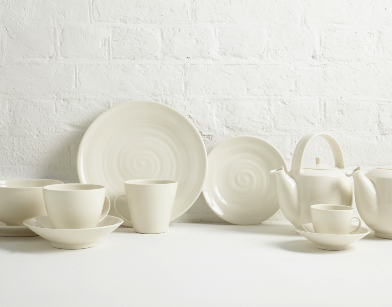 Matthew Warner- Tableware Range, The New Craftsmen