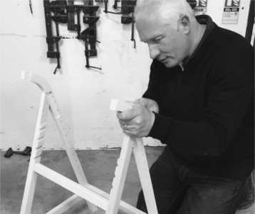 Sitting Firm Chairmakers, Chair Making, The New Craftsmen