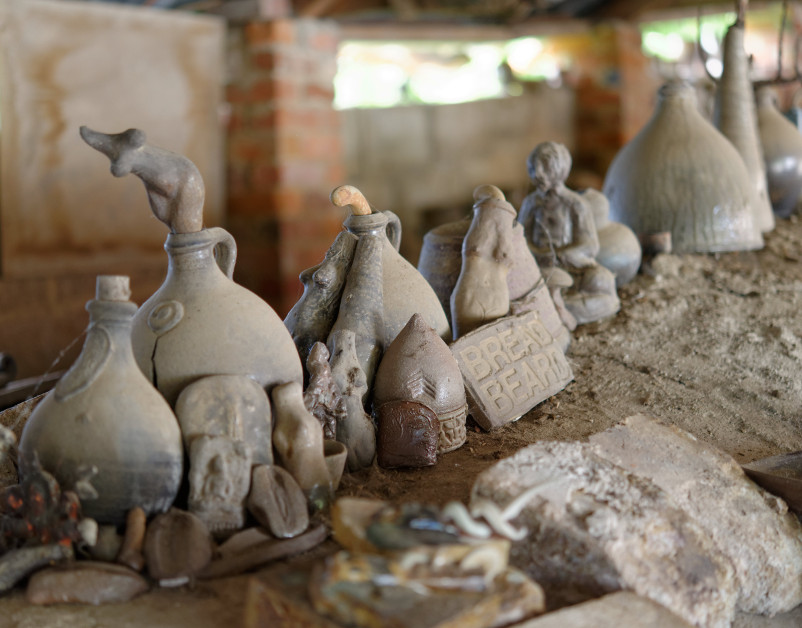 Tim Hurn Ceramics Process - The New Craftsmen