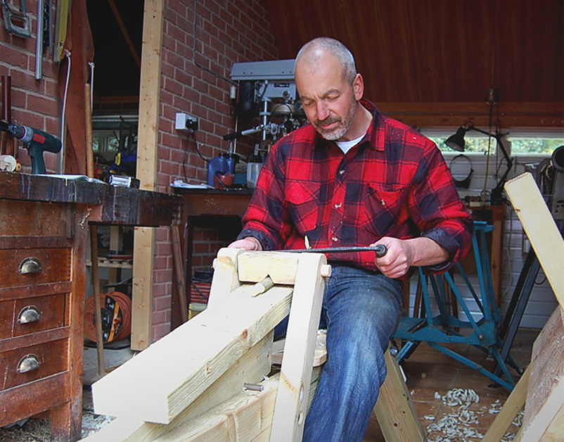 Tim Willey Adaptive Construction Process - The New Craftsmen